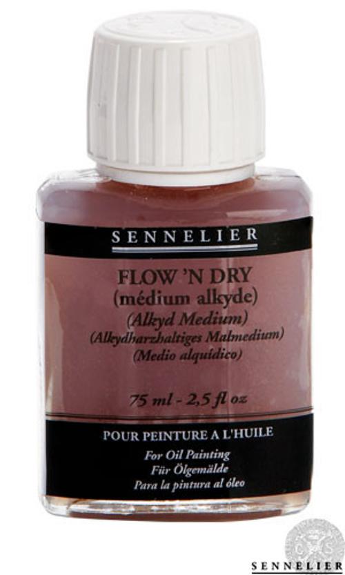Flow''n Dry (Alkydhaltiges Malmedium) 0