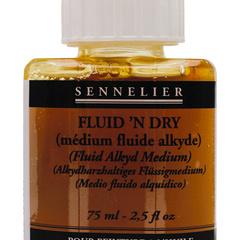 fluid n dry (alkydharzhaltiges flussigmedium)