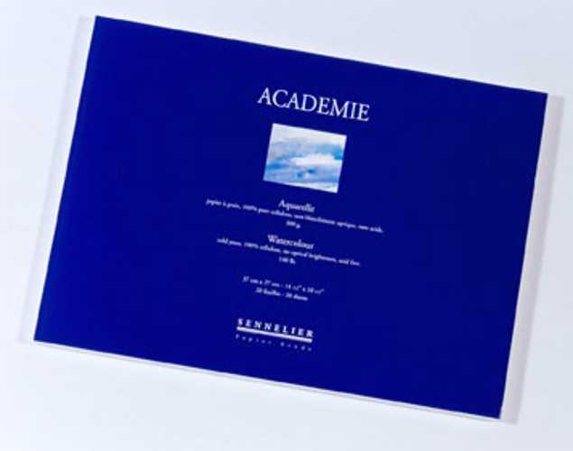Aquarellblöcke Académie 0