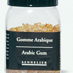 Gummiarabikum granuliert